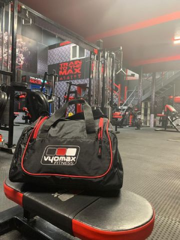 Vyomax Fitness Bag